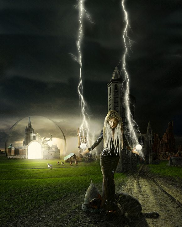 site of the damned photo manipulation by alexander lataille