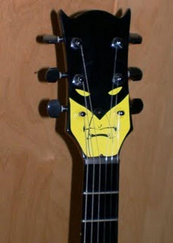 Strange Looking Guitars
