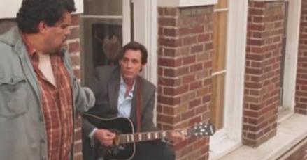 Jim Carrey singing jumper song