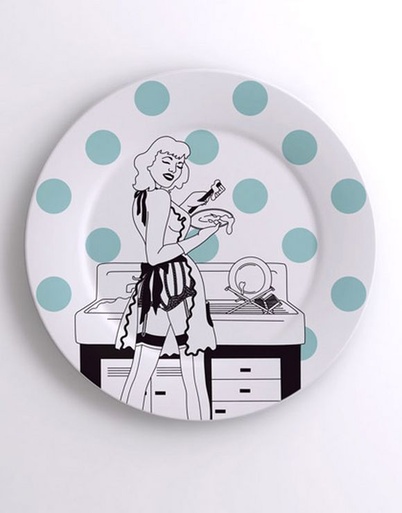 & Cool plates for tasty meals