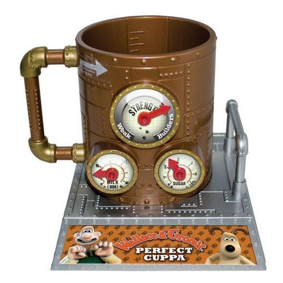 perfect cuppa steampunk mug