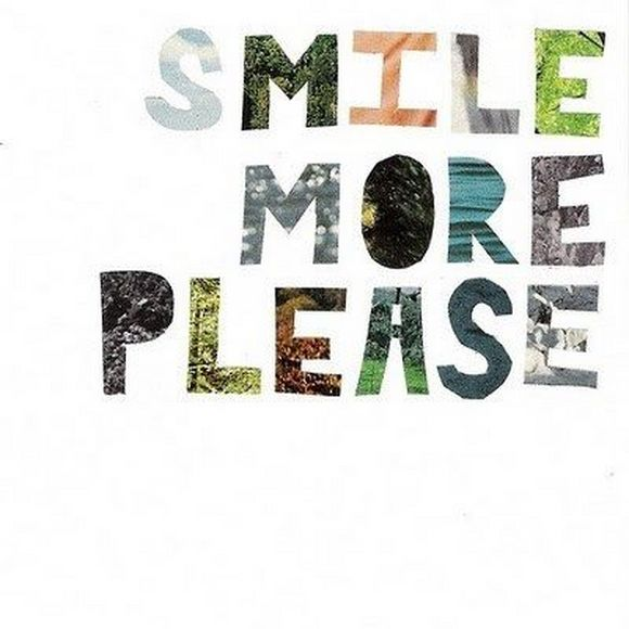 smile more please