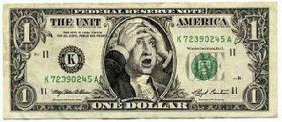 one dollar funny