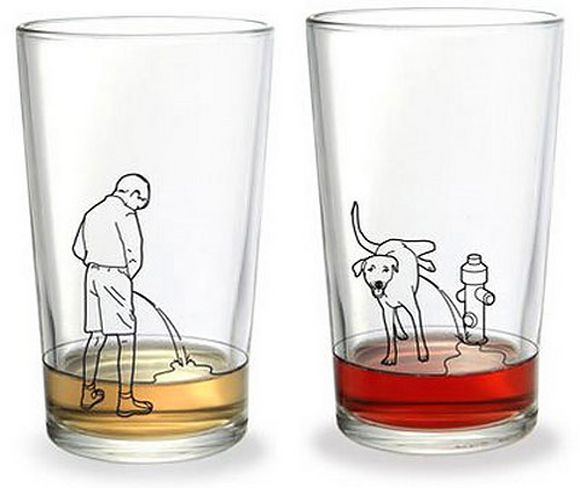 Cool Plastic Shot Glasses