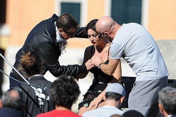 Monica Bellucci Dolce & Gabbana campaign