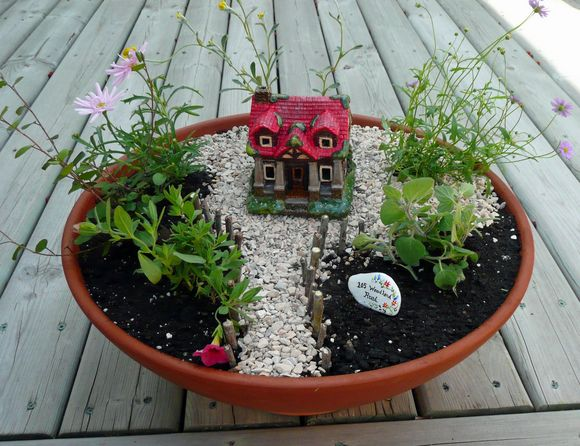 Life-sized Gardening on a Tinier Scale