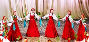 Russian Folk Dance, Amazing Floating Step