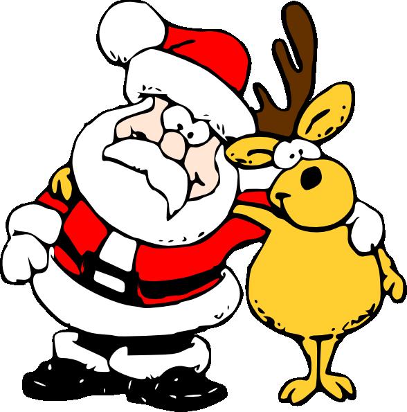 Why Santa Doesn't Need TP?