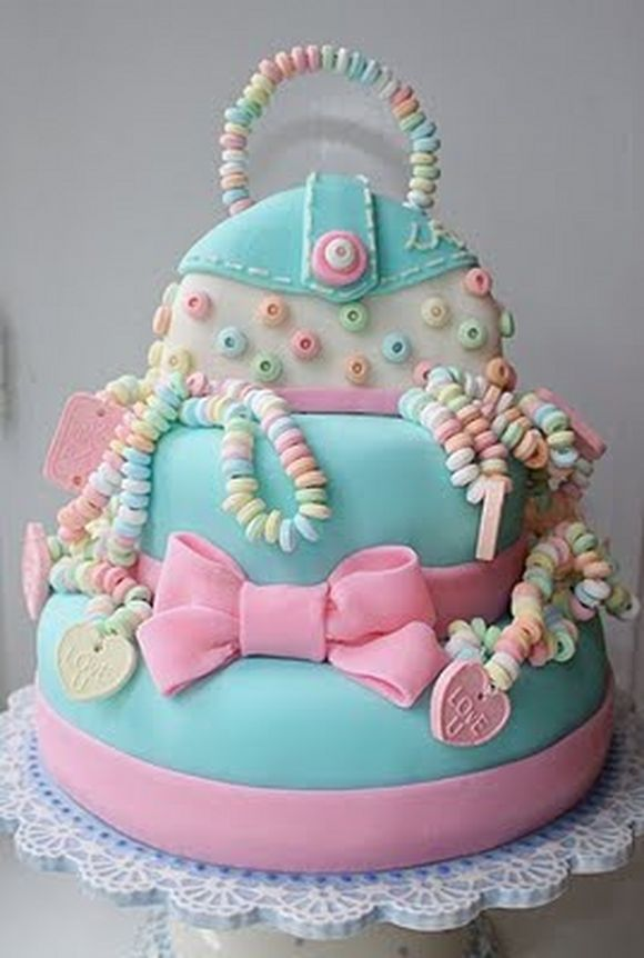 Beautiful Cake Images For Baby Girl : Beautiful Cakes