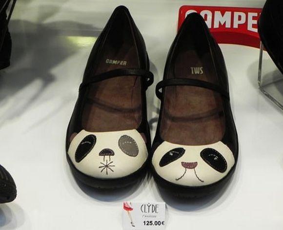 pandashoes