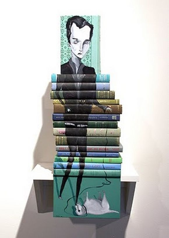 booksculpture1