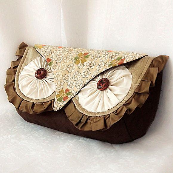 Обновить сумку из текстиля