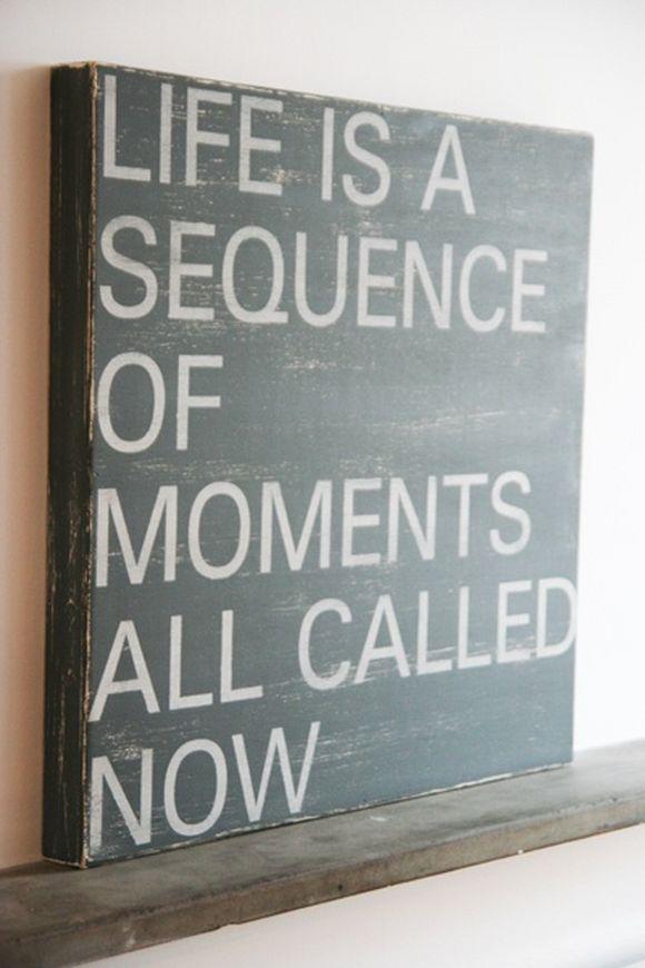 Words, Words, Words …