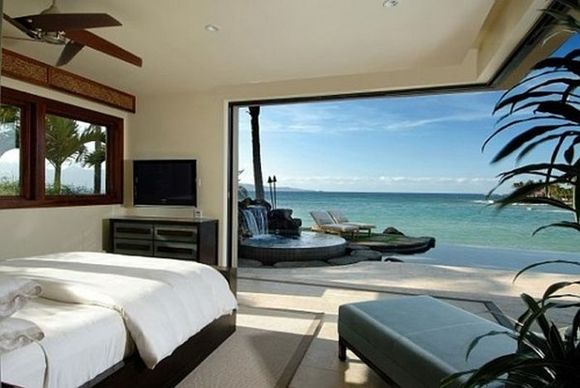 Bedrooms With Impressive Views