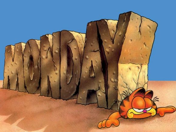 Ahh Mondays
