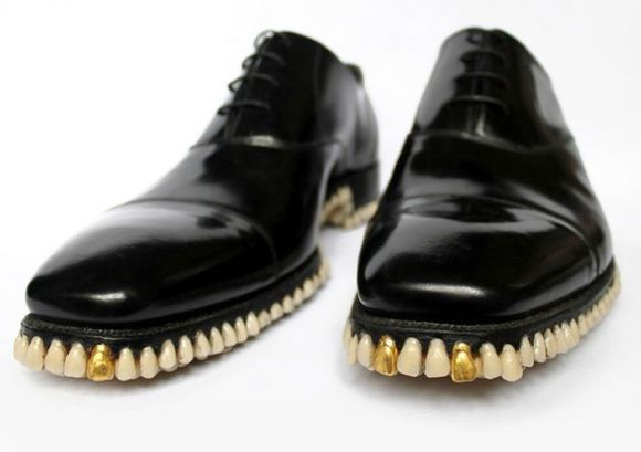 Apex Predators or Teeth Shoes