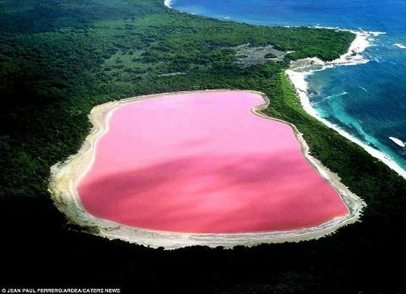 Looks Like Barbie Has Her Own Lake