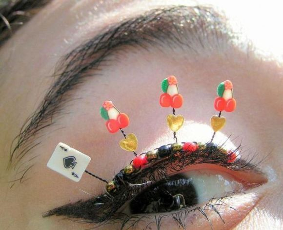 Cool Eyelash Designs