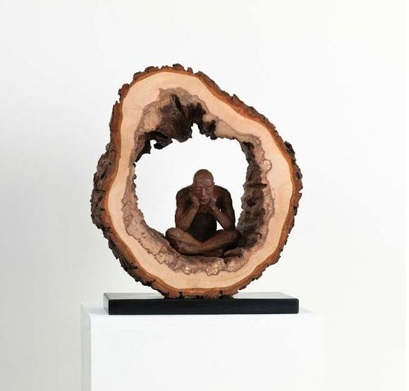 Sculpting the Human Form – Anna Gillespie