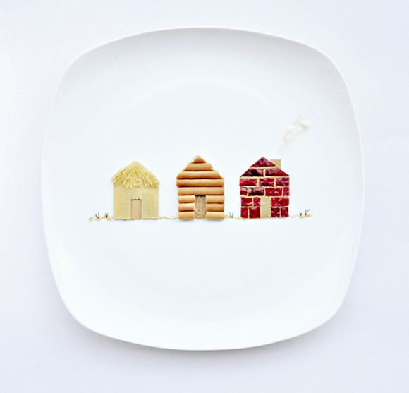 31 Days of Creativity With Food by Hong Yi