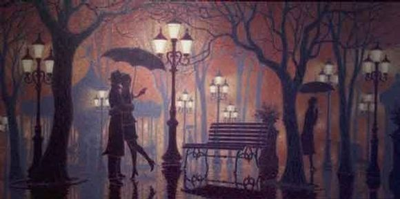 Night Tango in Paris, Denis Nolet