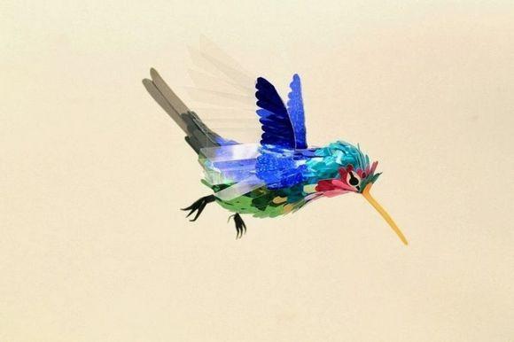 Paper Birds by Diana Beltran Herrera