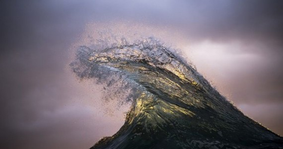 The Power of the sea by Ray Collins