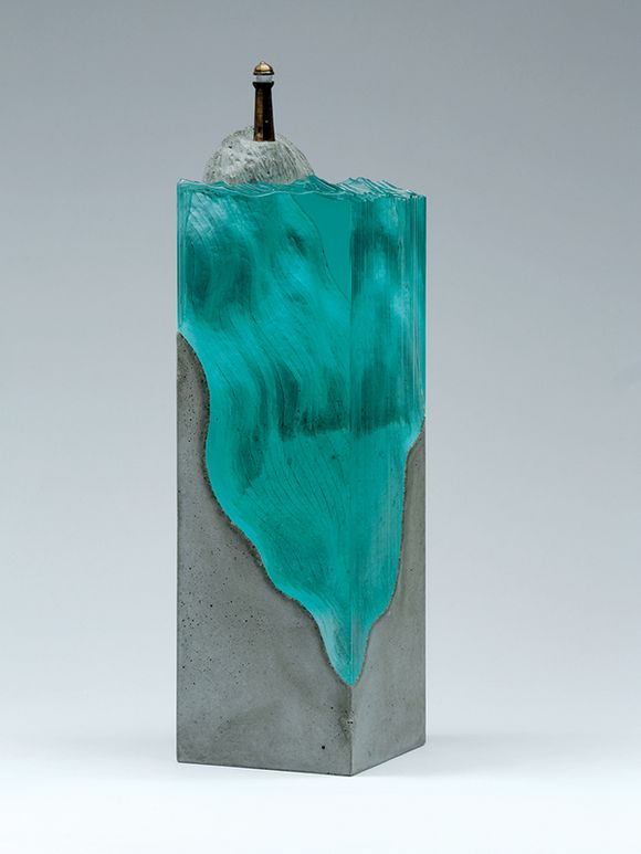 perfect waves sculptures