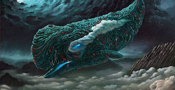 Surreal paintings by Fulvio di Piazza
