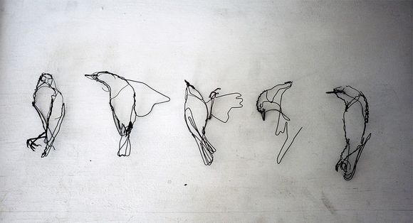 drawings from a distance
