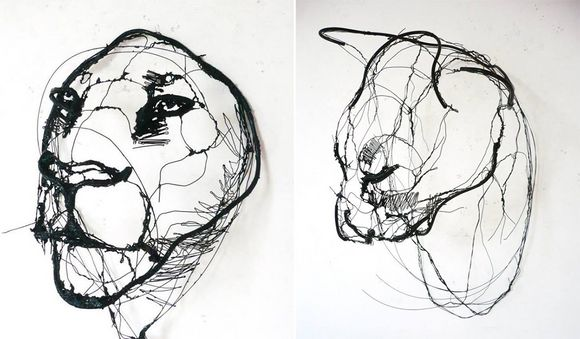 drawings from a distance by David Oliveira