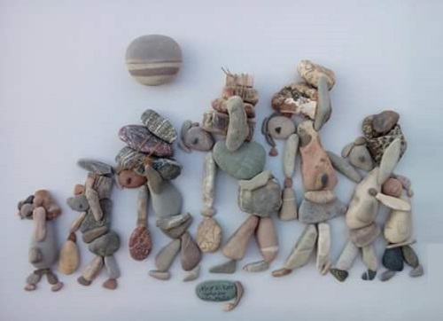 pebble stories everyday life