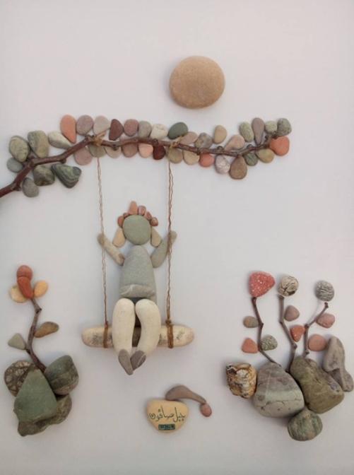 hope pebbles scenes