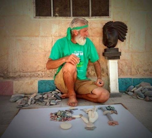 city of Latakia Nizar Ali Badr sculptor