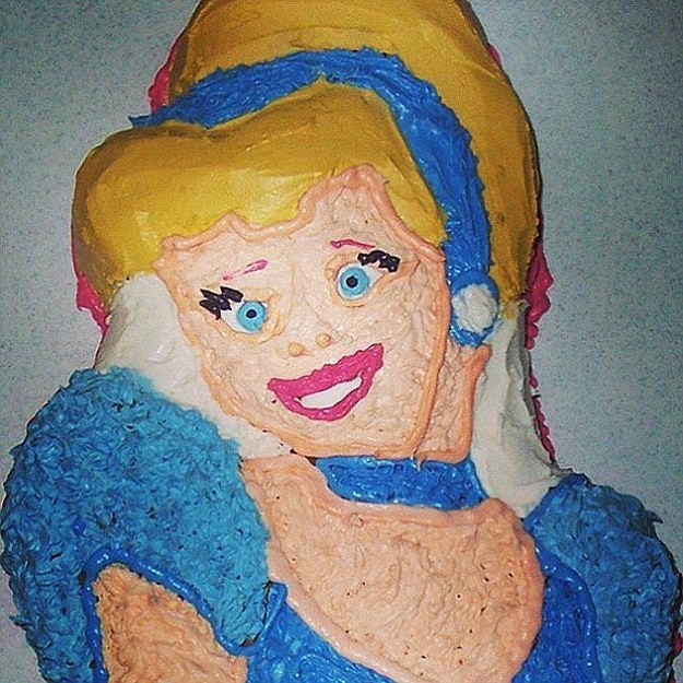 Terrifying Cake Fails