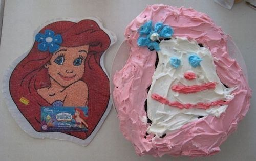 Terrifying Cake Fails
