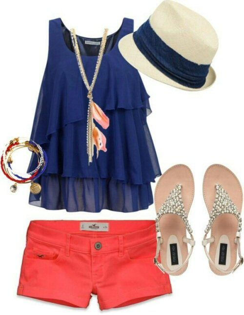 Best Summer Outfits For Teen