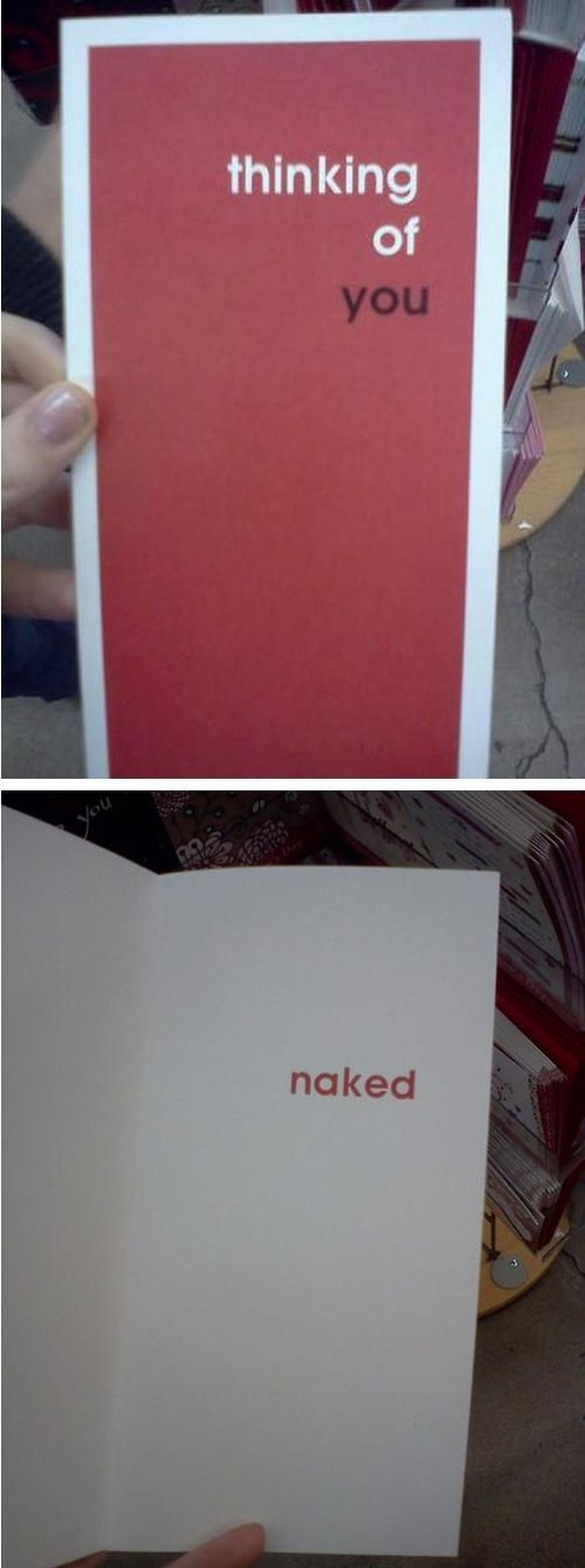 Funny Valentine cards and gifts