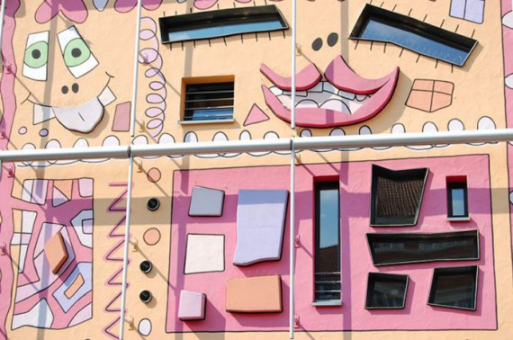 Happy Rizzi house in Braunschweig, Germany
