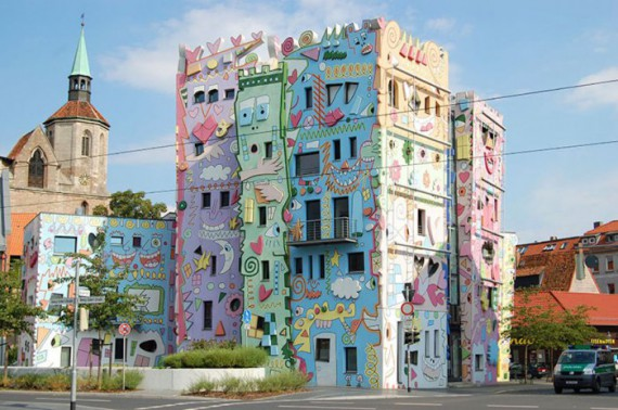 james rizzi's happy house