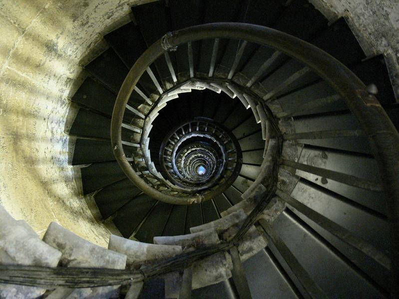 amazing spiral stairs