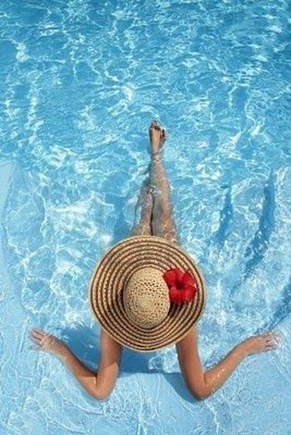 summer photos relax