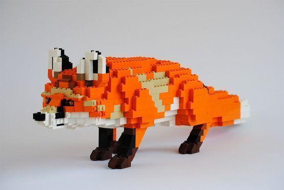 animal sculptures by Felix Jaensch