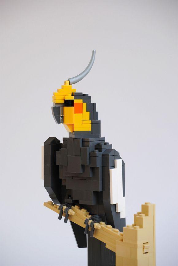 lego designs of animals