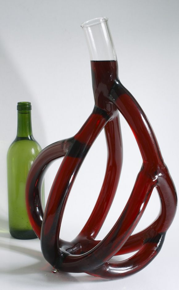 wine containers by Etienne Meneau