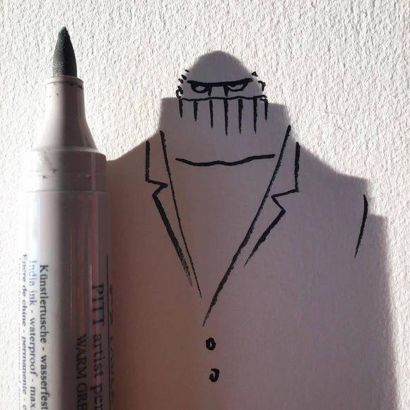 Vincent Bal's illustration