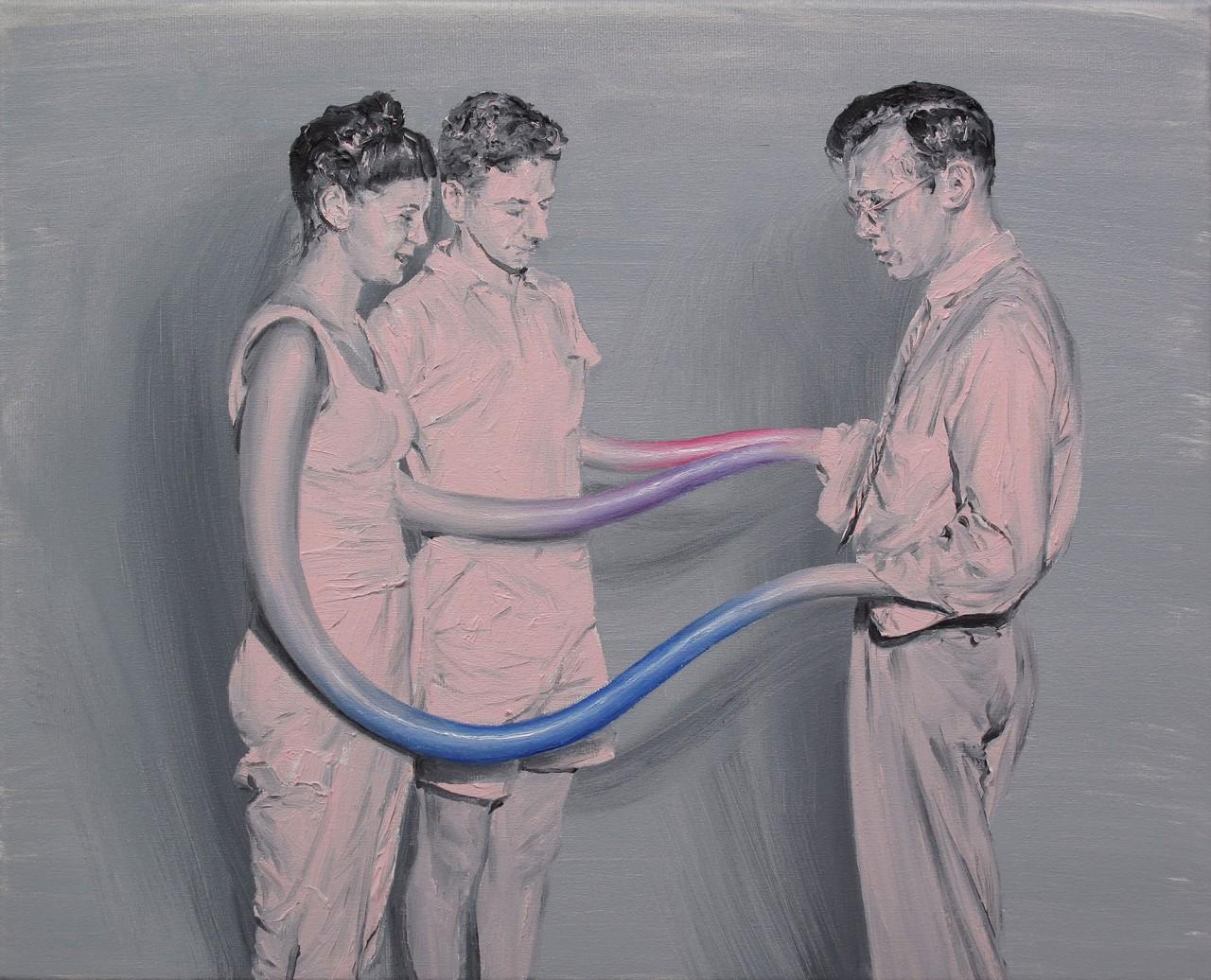 absurd scenes by Paco Pomet
